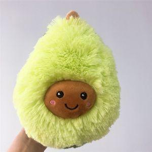 New Avocado Pillow Doll Soft Stuffed Plants Plush Toy Sofa Cushion Girls Home Deco Brinquedos for Children Birthday Gift Hobbies