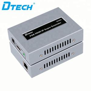 Libre IR del envío con control remoto de alta velocidad y alta definición de transmisión constante 1080P HDMI 120m IP POE extensor