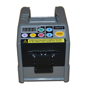ZCUT-9 Автоматический дозатор ленты AC 110V 220V Автомат для резки клейкой ленты Автоматический автомат для подачи ленты