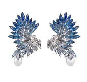 new fashion luxury water drop shape decorative earrings designer senior jewelry women's Earrings high quality gift3a8c#