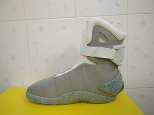 الأحذية مرة أخرى للرجال المستقبل رباط الحذاء يست تلقائية