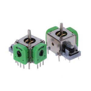 Consumer Electronics 2Pcs 3D Analog Stick Joystick Axis Sensor Module for PS4 for XBOX ONE Controller