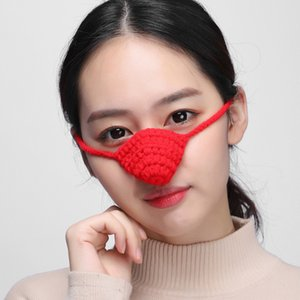 Personalità della mascherina protettiva Naso caldo caldo traspirante Uomini e Donne Dormire Dormire con maschere protettive Health Care