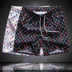 2020 Factory direct luxury men's fashion casual beach pants swimwear men's shorts jogging pants swimwear board shorts