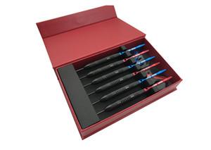 6 piezas puntas de acero dardos caja libre 23g ejes vuelo grada punto ala barril lanzar dardos accesorios profesional dardos vuelo