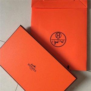 Großhandel eine Vielzahl von Markenverpackungen Boxen exquisite Geschenke Marke Schal Boxen