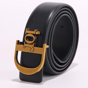 Tempo limitado do transporte livre G curvatura de Designer Homens da Liga Marca de luxo de alta qualidade do couro genuíno Belt Ceinture Homme Men Waistban