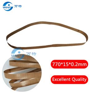 770*15*0.2 тефлоновые ленты теплостойкие ленты мм для запайки герметик пластиковый мешок уплотнитель запайки пленки упаковщик 10шт
