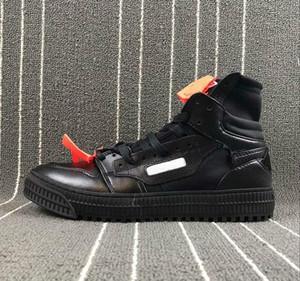 18SS Low 3.0 SB Sneaker 3 Weiß Schwarz Herren Damen Freizeit Schuh Off Schnürsenkel Outdoor Trainer Trails Fashion Casual Designer Schuhe