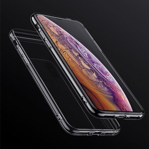 Transparent Phone Case For iPhone 11 Anti-knock TPU Material Protective Clear Cover good quality and cheaper