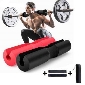 45 * 10CM mousse Barbell Pad Cover Gym Squat Haltérophilie Cushioned Squat épaule Retour Appui cou épaule protection