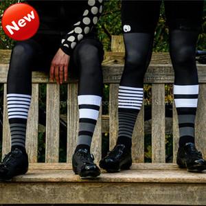 RCC Cycling Legwarmers Men Women Compression Sport Safety Running Legging Basketball Soccer Tights Running Leggings