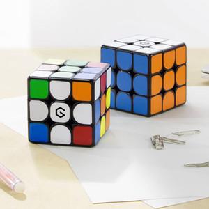 Original Xiaomiyoupin Giiker M3 Cube Magnetic 3x3x3 Vivid Cor Magic Square Puzzle Cube Ciência Trabalho Educação Com Giiker App 3011427