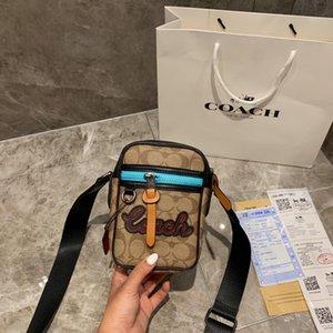 joyf Lovers money saddle bag nueva red de trémolo rojo con el mismo pequeño bolso de herradura de moda un hombro Unisex 1