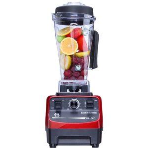 Máquina de leite de soja comercial juicer frutas liquidificador máquina de gelo de neve smoothie liquidificador triturador de gelo elétrico do bebê liquidificador