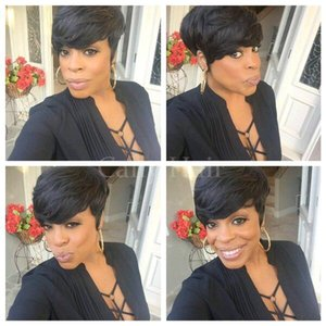 Indian Hair Glueless Bob Wig Brazilian Straight Short Lace Front Human Hair Wigs For Black Women Pre Plucked With Baby Hair