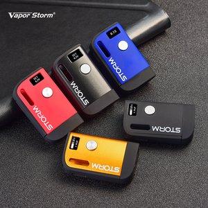 Горячие продажи подлинный Vapor Storm S1 battery Mod 800mAh регулируемая батарея напряжения 510 резьба Vape Box Mod imini battery 100% оригинал
