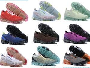 Vapormax Nike air max 2019 plus nueva llegada hombres mujeres zapatos Shock Racer para zapatos casuales de moda de alta calidad zapatillas de deporte