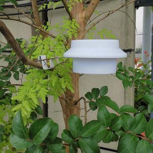 3 LED Solar Lamba Powered Açık Güneş Işıklar Lamba Çit Oluk Çatı Yard Duvar Bahçe ışık Dış Aydınlatma Led Güneş