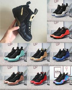 2019 neueste Ankunft Schwarz Metallic Penny Hardaway Männer Sportschuhe 624041-009 Hochwertiger Schaum einer Herren Training casual Schuhe size40-46