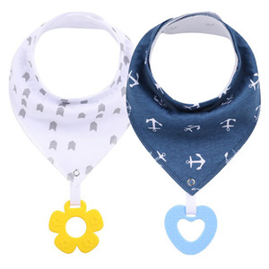 Baby Bandana Drool Bibs,bibs baby for Drooling and Teething Baby Bibs Bandana Organic Drooling and Teething Gift Set For Girls