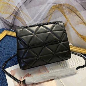 sacos tronco nova marca da senhora com criss-cross genuína bolsas de couro verdadeiro com letra um ombro sacos crossbody grande capacidade