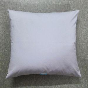 30pcs tutte le dimensioni pianura bianco colore puro cotone tela copertura del cuscino con cerniera nascosta per personalizzato / fai da te stampa blank copertura del cuscino in cotone qualsiasi colore