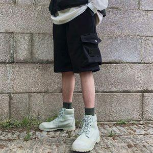 Fashion Brand Mens Designer Shorts High Quality Casual Pants Beach Pants Summer Mens Designer Shorts Black Gray