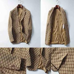 20 erkek tasarım blazer etiket tasarımı kapüşonlu yeni Tasarımcılar, siyah sonbahar ve kış rahat elbise, dokulu tarzı ceket, m-3XL erkekler ceket