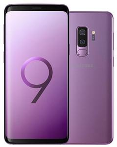 Recuperado originais desbloqueado samsung galaxy S9 mais G965U 6,2 polegadas 6GB RAM 64GB Android 8.0 Fingerprint IP68 Waterproof LTE Mobile Phone