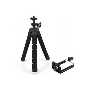 Mobile phone camera Variety Octopus stent octopus tripod mini sponge tripod three colors, DHL delivered