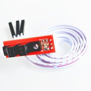 Freeshipping 50pcs / lot Interruptor óptico de límite de control de luz óptico final para impresoras 3D RAMPAS 1.4 Caída