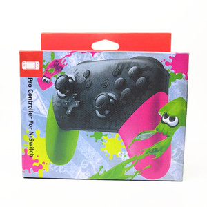 Hot For Nintend Switch Pro-Controller Bluetooth Wireless-Gamepads Spiel Joystick-Host-Konsole Joypad für Nintend Schalter Spielkonsole r20 DHL