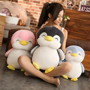 30cm 슈퍼 소프트 펭귄 봉제 장난감 귀여운 만화 동물 펭귄 인형 인형 소녀 연인 발렌타인 선물 소파 베개