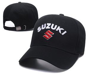 Suzuki 3d bordado f1 boné de corrida de carro de moda homens e mulheres popular cap hip hop hip-hop boné de beisebol para casal