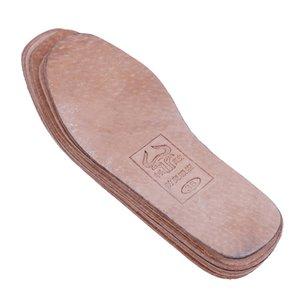 Sıcak! 1pair 36-42 Nefes Deri Tabanlık Kadınlar Erkekler Ultra İnce Deodorant Ayakkabı Taban Pedler