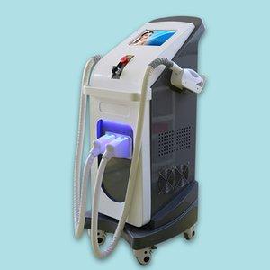 IPL láser de diodo de la depilación láser IPL precio de la máquina teléfono de depilación láser Nd YAG IPL depilación máquina SHR