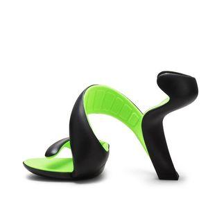 Hot Sale-ummer Fashion Bottomless Snake High Heels Platform Sandals Shoes Woman Wedding Shoes Women Pumps k59