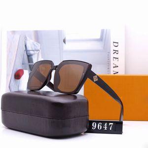 2020 Womens Big Frame Sunglasses Oversized Women Popular Driving Sunglass Buffalo Horn Lentes Ladies Eyewear Polarized Sun Glasses UV400