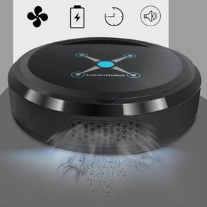 Staubsauger Auto-Roboter-intelligente ausgedehnten Roboter Boden Schmutz Staub Haar Automatische Reiniger für Home Elektro Wiederaufladbare Cleaners
