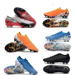 절묘한 의욕 증기 XIII 엘리트 FG CR7 호날두 네이 마르 NJR 쉿 (13) 360 낮은 발목 축구 축구 신발 크기 39-45
