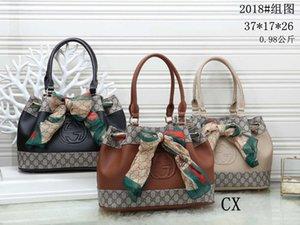 Klassische Mode Leder-Handtasche Frauen Knoten Tragetasche Lady M Totes Taschen Luxus-Handtaschen Geldbörsen Damen sportlich-Einkaufstasche 003