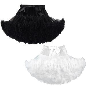 Tutu Partito gonne per le ragazze principessa Layered Puff Skirt Tutu gonna corta sottoveste MX200327 di Petticoat Skirt sottogonna Donne Donne