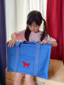 Diaper Bag Moda di grande capienza multifunzionale di viaggio Nappy Messenger / Totes passeggino Borse per la mamma con fasciatoio