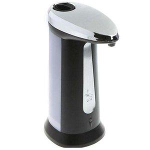 400ml ABS Automatische Seifenspender Smart Sensor Touchless Flüssigseife Sanitizer Dispenser für Bad-Accessoires Werkzeuge Dispenser IIA49