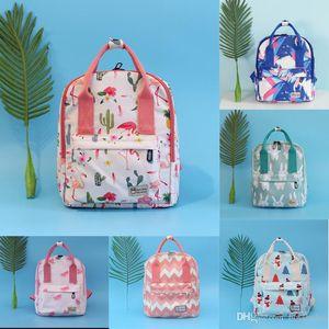 Student Cartoon Shoulders Backpack 14 Design Multi-Function High Quality Backpack Kids Originality Shoulders Bag Kids Zipper Schoolbag