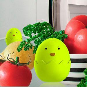 Réfrigérateur Désodorisant Egg Supprimer odeur Adsorbant balle diatomée Air Purifier Absorber Odeur Bad