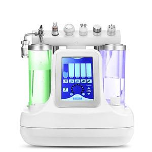 2020 آلة 6 للعناية بالبشرة في 1 هيدرو المياه جلدي بيل اللوازم الطبية المعدات الوجه آلة جلدي الجمال جديدة