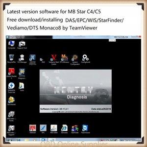 2.018,12 MB-Stern C4 / C5 Software DER / EPC / DTS / Vediamo Unterstützung SCN kostenlose Download Online-Installation Aktivierung von Teamviewer