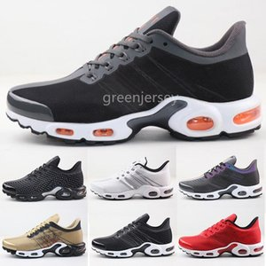 Tn Plus Zoom Pegasus Turbo Mens Running Shoes Triple Black White Brown Red Wmns Racer Men Designer Trainers Outdoor Sports Sneakers